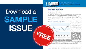 Subscribe today to receive a sample issue of EIA